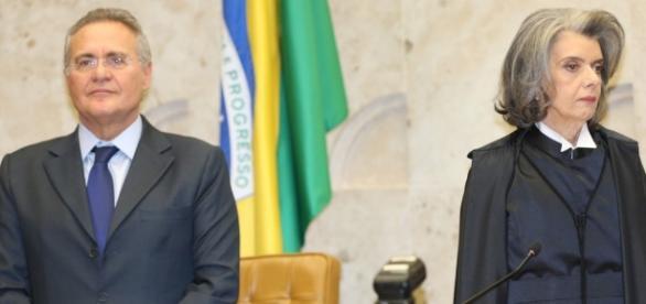 """Ministra Cármen Lúcia liga para Temer e faz um """"apelo Institucional"""""""