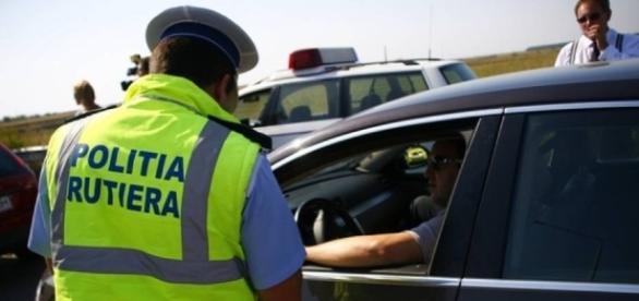 Politia rutiera avertizeaza asupra accidentelor