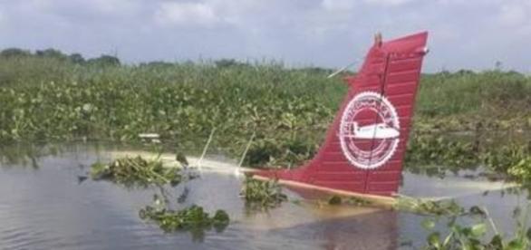 Queda de outro avião na Colômbia deixa as autoridades daquele país em estado de alerta
