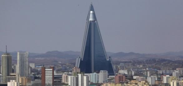 Ryungyong Hotel- cea mai mare clădire abandonată din lume