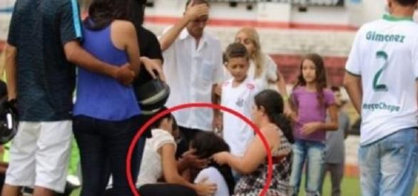 Tragédia da Chapecoense - Foto/Globo Esporte