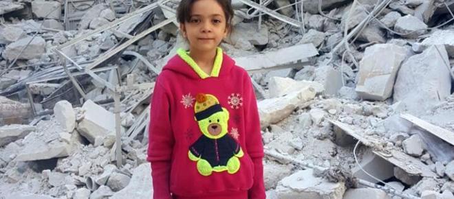 Menina síria despede-se dos seus seguidores no Twitter
