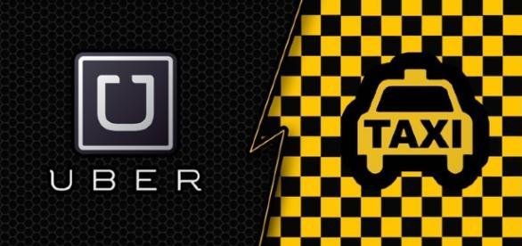 A guerra entre Uber e taxi na câmara de deputados em Brasília