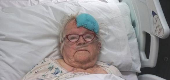 Adelaide Kershaw age 102 went through a successful surgery