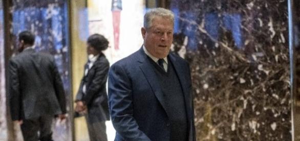 Al Gore calls his meeting with Trump 'extremely interesting ... - timesfreepress.com