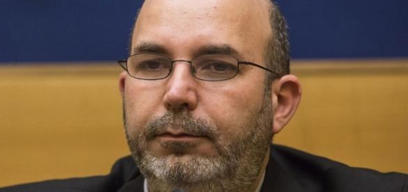 Il senatore Vito Crimi del Movimento 5 Stelle (Foto: marsicalive.it)