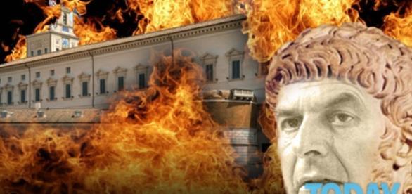 La bacheca Facebook di Bersani presa d'assalto dai sostenitori del Si infuriati.