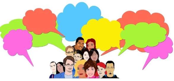 La comunicación es la base de la convivencia. Public Domain.