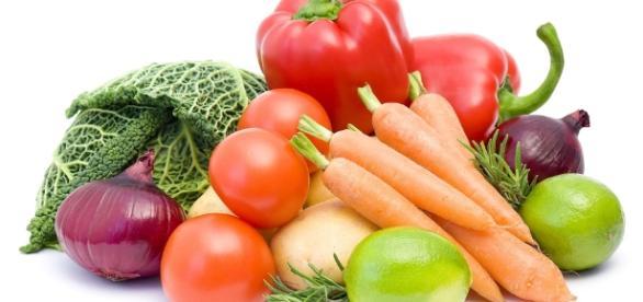 La verdura, il benessere e l'efficienza fisica   Runcard - runcard.com