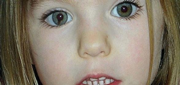 Maddie McCann tinha quatro anos quando desapareceu