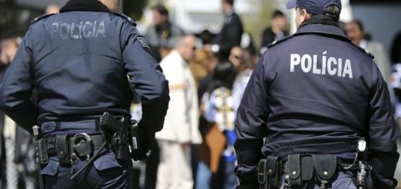 Mais uma vez agentes da PSP foram ameaçados em serviço