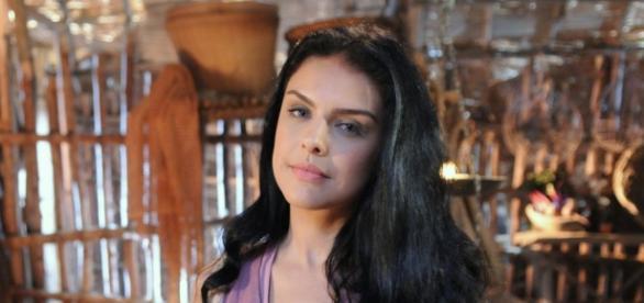 Samara arma um plano para acabar com Aruna, em 'A Terra Prometida'