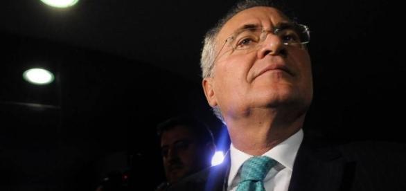 Senadores descumprem ordem do Supremo e não afastam Renan Calheiros.
