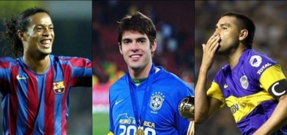 Sitúan a Riquelme, Kaká y Ronaldinho en el Chapecoense - Diez ... - diez.hn