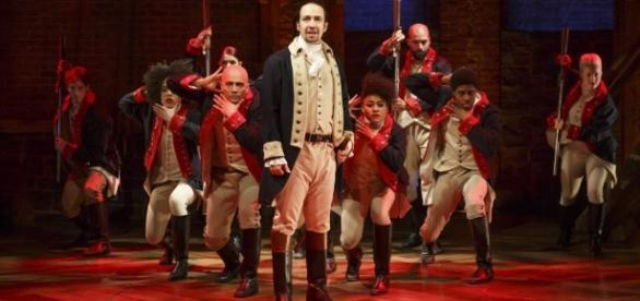 "Atlanta was one of the first stops for Broadway smash ""Hamilton"" - atlantaintownpaper.com"