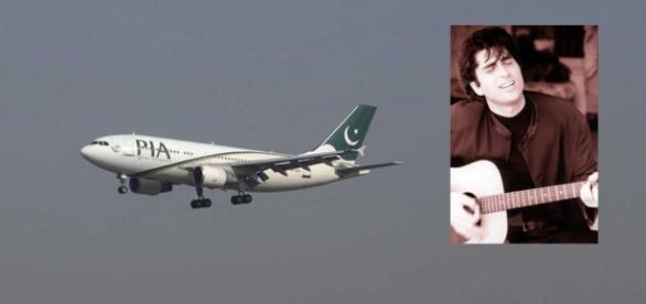 Avião cai com estrela Pop - Imagem/G1