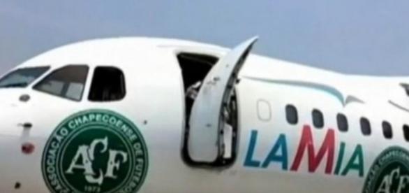 Avião da Lamia caiu na Colômbia, provavelmente por falta de combustível