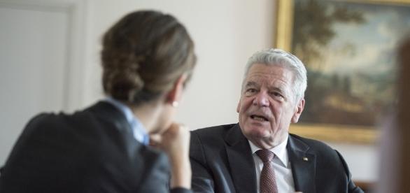 Der deutsche Präsident Joachim Gauck. (Photoquelle/UrhG: Blasting.News Archiv)