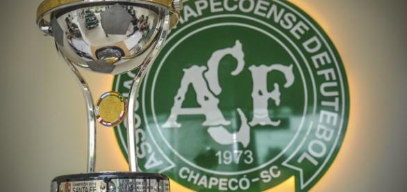 O jovem clube catarinense foi abalado pelo acidente aéreo, no último dia 29 (Twitter oficial da ACF)