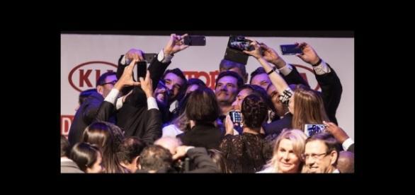 Sérgio Moro é o grande destaque de premiação