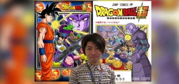 Toyotaro, el arista detrás del manga de Dragon Ball Super.