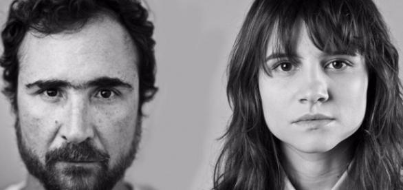 Ezequiel (João Miguel) e Michele (Bianca Comparato)