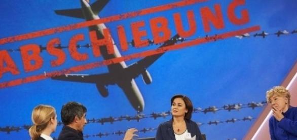 Foto: ZDF/ Welt.de, Maischberger und Gäste Sendung am 07.12.2016