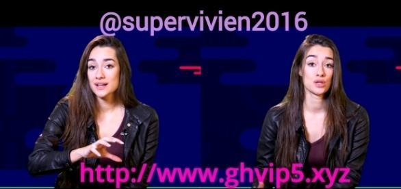 #gh17 Adara da una entrevista después de su salida