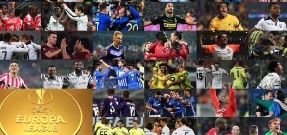 Los equipos que pasan a la fase finale de la Europa League