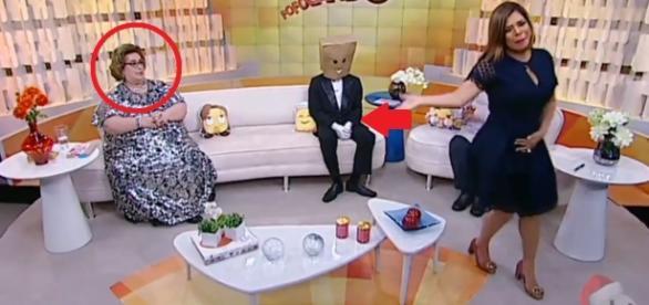 Mara Maravilha abandona programa ao vivo - SBT