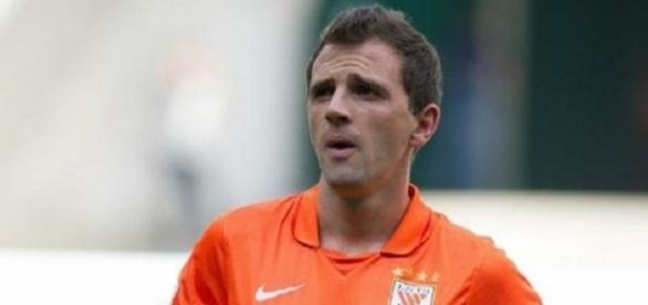 Montillo vai jogar no Botafogo (Foto: Reprodução)