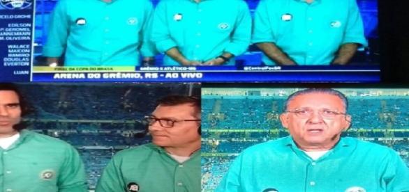 O dia em que o esporte vestiu a mesma camisa - Google