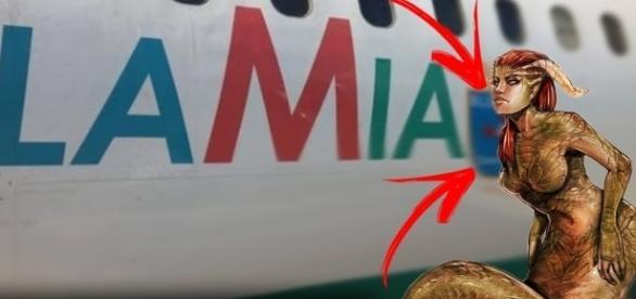 Nome dado à empresa aérea é um nome que carrega uma maldição?