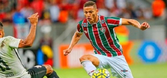 Richarlison foi convocado para a Seleção Brasileira Sub-20 que, em janeiro, disputa o Sul-Americano da categoria, no Equador (Foto: Explosão Tricolor)