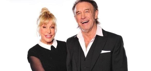 Rosemarie Weller (64) und René Weller (63) / Fotos: RTL, Stefan Menne; Facebook