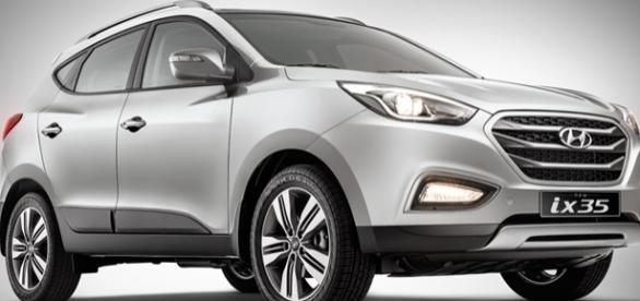 SUV da Hyundai fica mais econômico na linha 2017