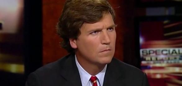 Tucker Carlson a bit perturbed over Republican electoral voter going rogue and not voting for Trump. Photo: Blasting News Library - reverbpress.com