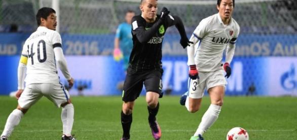 Atlético Nacional tentou e atacou, mas Kashiwa foi mais eficiente