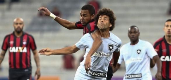 Atlético-PR 1 x 0 Botafogo - Fotos - Bem Paraná - com.br