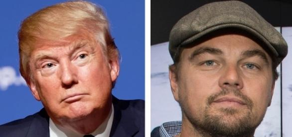 DiCaprio meets with Trump to discuss his concerns. Wikimedia.