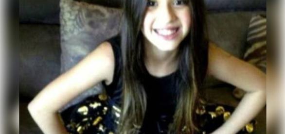 Maria Luisa Santana Serra, tinha apenas 10 anos e foi decaptada na praia, por uma lancha