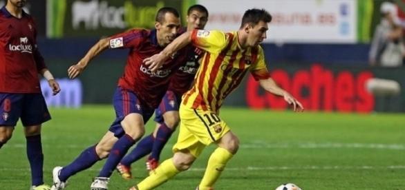 O Barcelona procura regressar às vitórias na Liga Espanhola