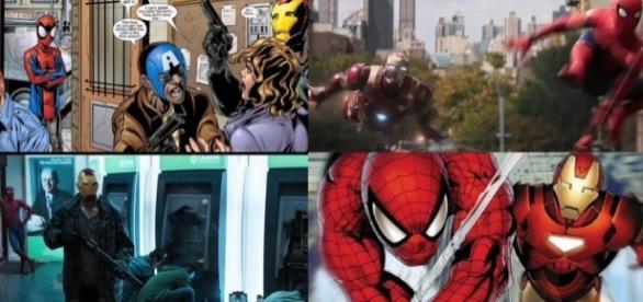 """Referências em """"Homem-Aranha: De Volta ao Lar"""" deixam fãs muito felizes"""