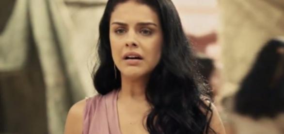 Samara fica furiosa ao saber que seu plano não deu certo