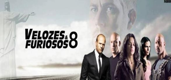 'Velozes e Furiosos 8' de volta às telas em 2017