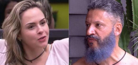 Ana Paula e Laércio - Foto/Reprodução