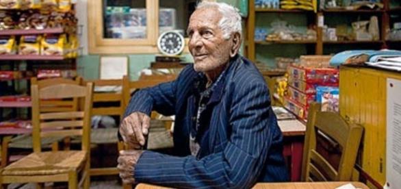 Gregoris Tsahas a trecut de 100 de ani