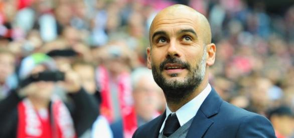 Guardiola será el DT del Manchester City