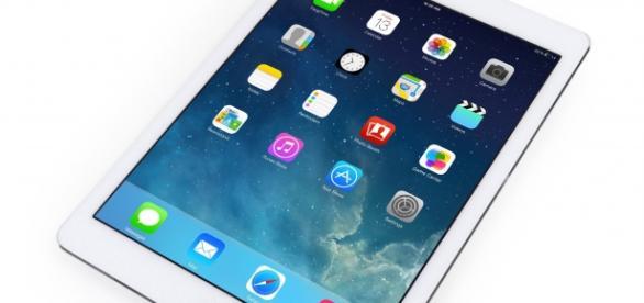 iPad Air, la tablet de la compañía de la manzana
