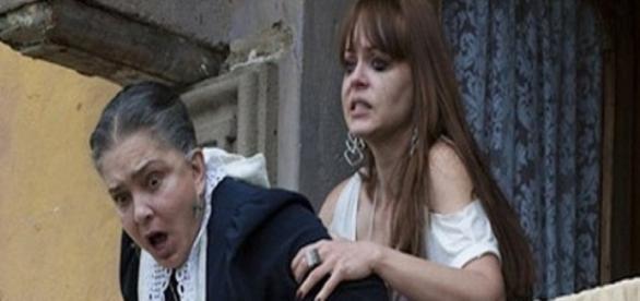 Ivana matará Benita e será vista por Rodrigo